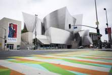 Couleur Additive The Broad, Los Angeles