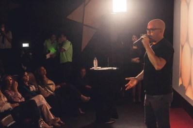 Otto Ballaben, CEO de Arepa Music // Foto: Valentín Guimaraes