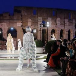fendi rindió homenaje a Lagerfeld/Foto: EFE