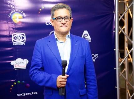 Caupolicán Ovalles, presidente de la ACACV / Foto: Cortesía ACACV