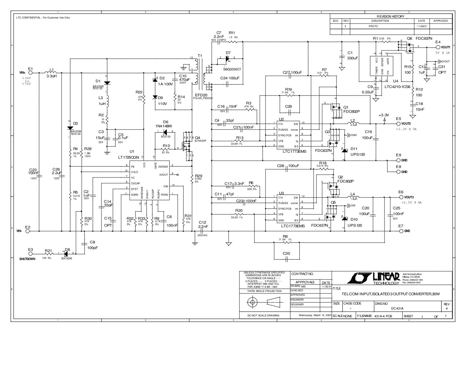 Ltc Datasheet And Product Info