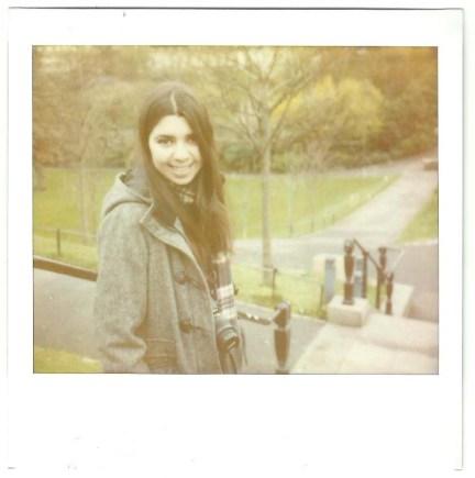 Fotografía hecha con el carrete Polaroid Classic Image Film Twinpack de Impossible project con la cámara Polaroid Spectra Pro.