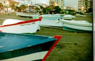 Foto tomada con una Nikon FM2 en Málaga