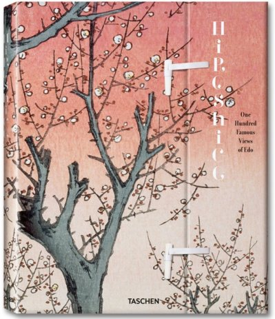 "Libro Hiroshige ""cien famosas vistas de Edo"""
