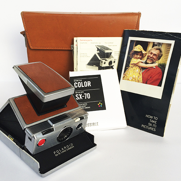 polaroid sx70 pack