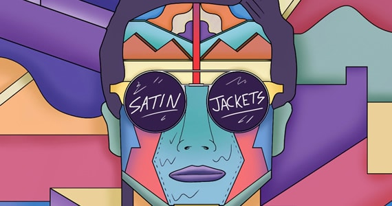 New Music: Satin Jackets - Take It From Me (feat. Emma Brammer)