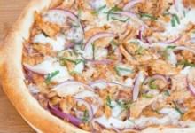 Photo of بيتزا بالدجاج والخضار