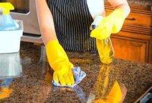 Photo of طريقة سهلة لتنظيف بقع الرخام