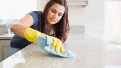 Photo of كيفية تنظيف الرفوف فى المطبخ بسهولة