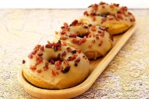 دونات البطاطا الحلوة