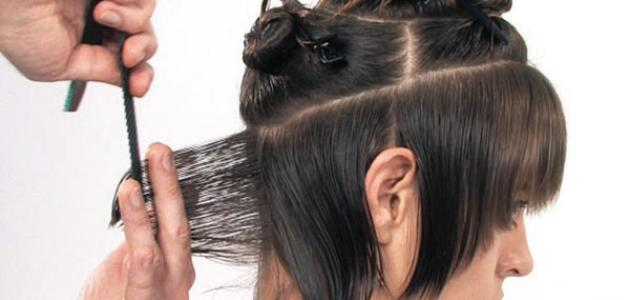 افضل طريقة لقص الشعر