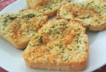 Photo of طريقة عمل شرائح الخبز بالجبن والبقدونس
