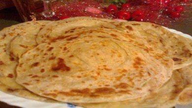 Photo of طريقة عمل فطائر البراتا الهندية