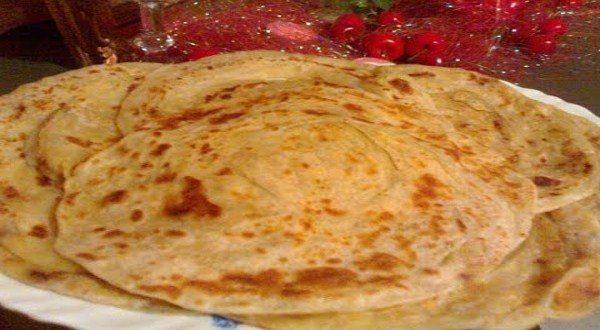 طريقة عمل فطائر البراتا الهندية