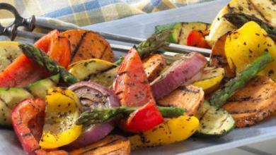 Photo of طريقة عمل الخضروات المشوية