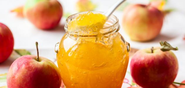 خطوات عمل مربى التفاح