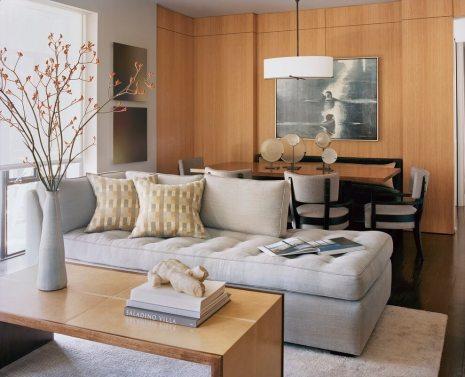 تصميم غرفة صغيرة المساحة انيقة مودرن