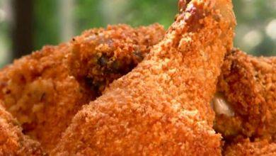 Photo of قطع الدجاج المقرمشة