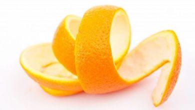 Photo of استخدامات قشر البرتقال للتخسيس