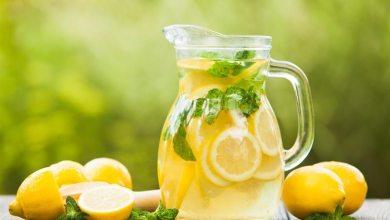 Photo of طريقة عمل عصير الليمون بالنعناع مثل المطاعم