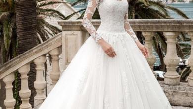 Photo of احدث وأجمل صيحات فساتين زفاف 2020