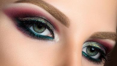 Photo of مكياج يبرز جمال العيون الملونة