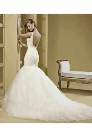 كيفية اختيار فستان الزفاف حسب شكل الجسم