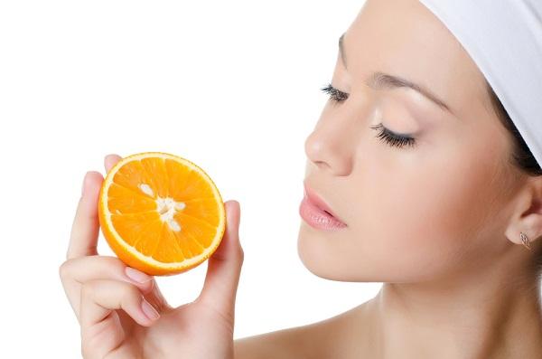 فوائد قشور البرتقال لنضارة البشرة
