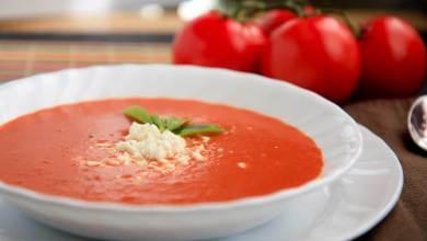 Photo of طريقة عمل شوربة الطماطم بالشوفان بالصور