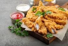 Photo of طريقة تحضير ستربس الدجاج فى البيت
