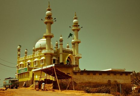 تفسير حلم رؤيا المسجد والمحراب لابن سيرين