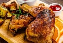 Photo of طريقة عمل دجاج مشوى بصوص الصويا للرجيم