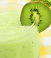 طريقة عمل عصير الكيوي و الموز والتفاح