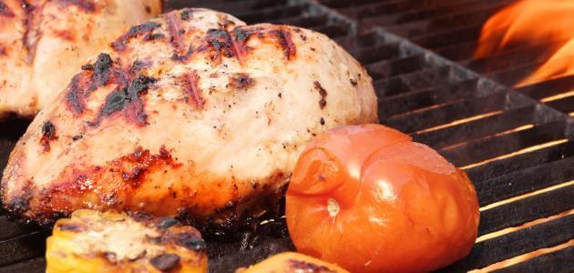 طريقة عمل صدور الدجاج المشوية فى الفرن