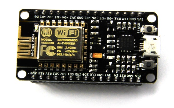 ESP8266 NodeMCU Infrared decoding added to AnalysIR