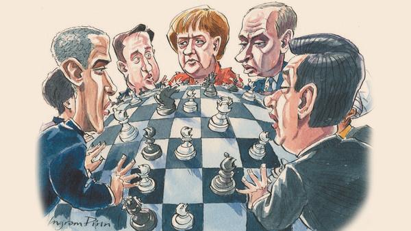 ΕΙΚΟΝΑ---γενική,-στρατηγική Η αμυντική τακτική της Ρωσίας