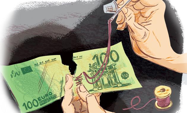 ΕΙΚΟΝΑ-Ευρώ Το χρήμα και τα Έθνη (β)