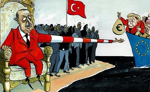 ICON - Τουρκία, ΕΕ Η ρομαντική αφέλεια της αριστεράς