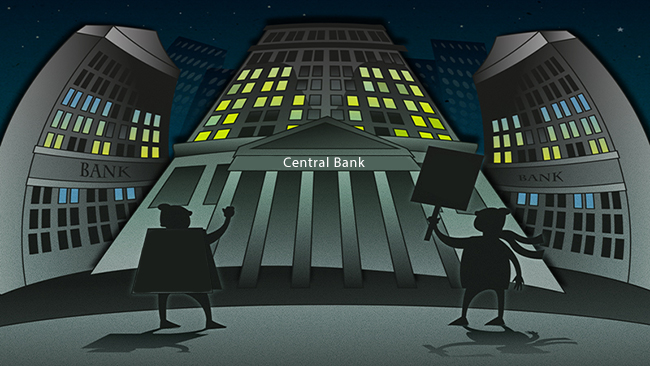 ΓΡΑΦΗΜΑ---Κεντρικές-τράπεζες Το χρήμα είναι δημόσιο αγαθό