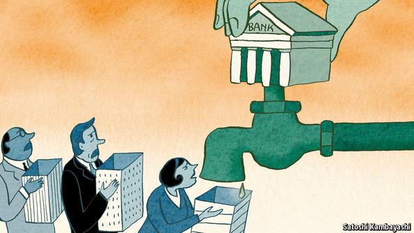 ΕΙΚΟΝΑ - τράπεζες Η τιμή του ρίσκου
