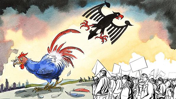 ΕΙΚΟΝΑ---Γαλλία,-Γερμανία Η εξέγερση της Γαλλίας