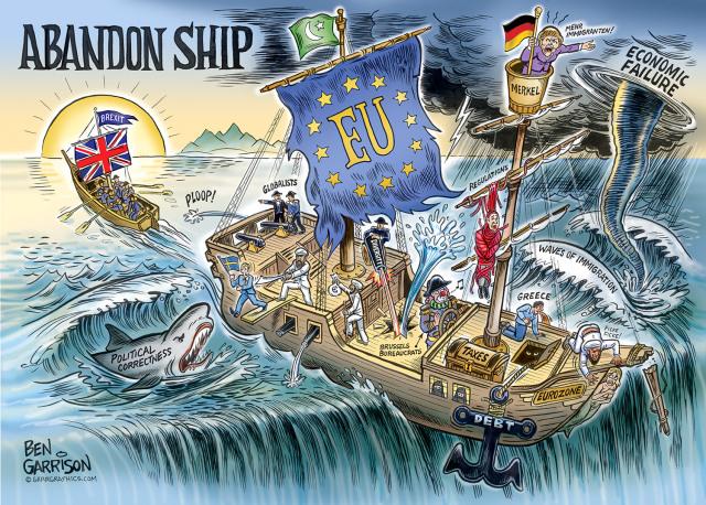Το ΟΧΙ στην ΕΕ