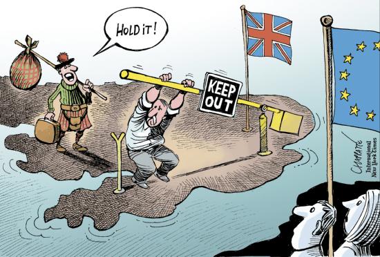 Όλα είναι ανοιχτά στο βρετανικό μέτωπο: Τα πάντα θα μπορούσαν ακόμη να αλλάξουν, ενώ φαίνεται πως η χώρα θα παίξει το παιχνίδι των καθυστερήσεων, αναβάλλοντας το αίτημα για BREXIT