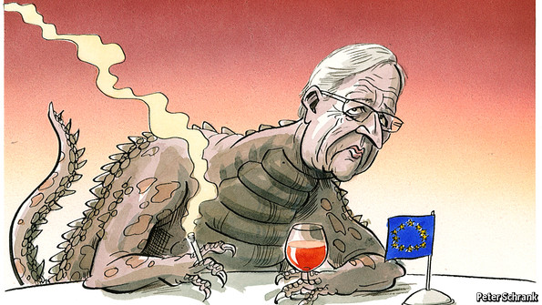 Ο Νέρωνας της Ευρώπης