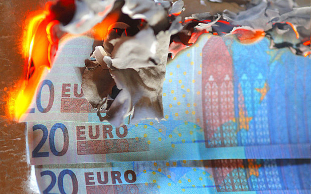 Ο αδύναμος κρίκος της Ευρωζώνης