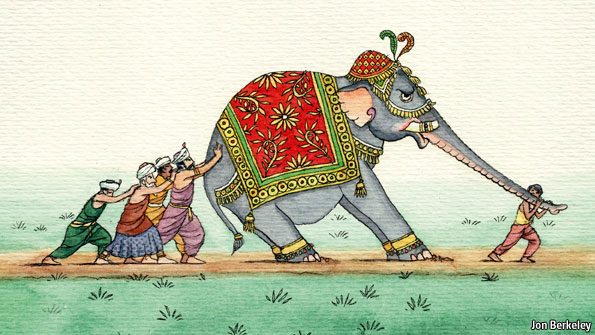 Τραπεζικός πανικός στην Ινδία