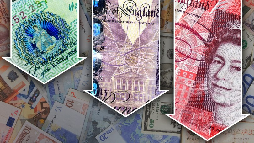 Βρετανία, φθηνή η στερλίνα;