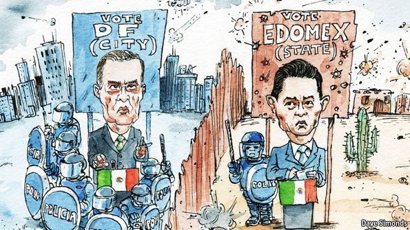 Κοινωνικές εξεγέρσεις στο Μεξικό
