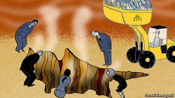 Κυπριακό, ο εξευτελισμός της «νομιμότητας»