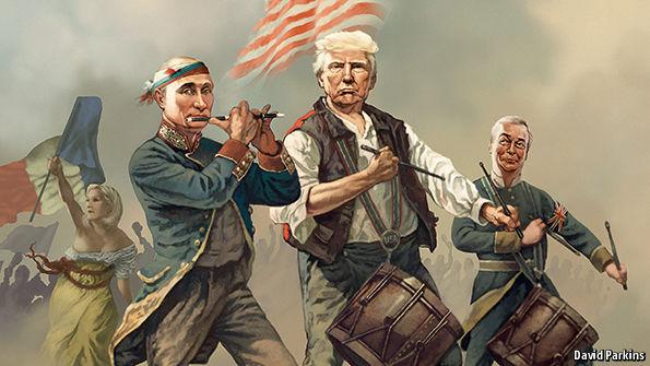 Το δόγμα Trump